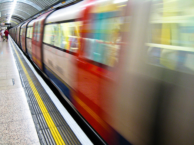 005/365 - The Bakerloo Line