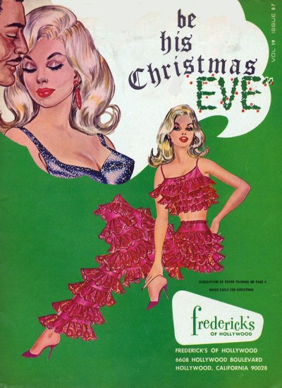 Be His Christmas Eve - 1965 Frederick's of Hollywood Catalog