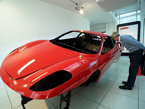 Best car museums in Italy