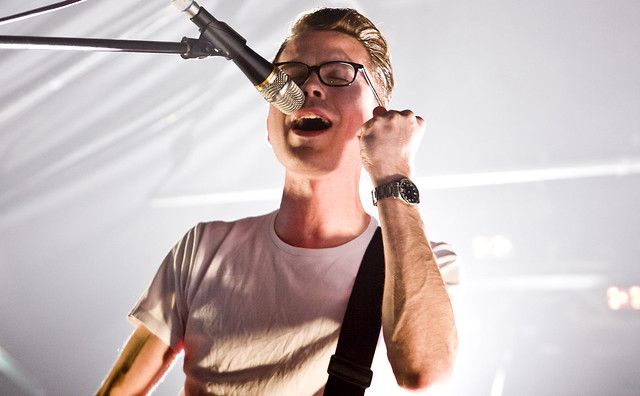 Tom Vek @ Heaven 16/08/11