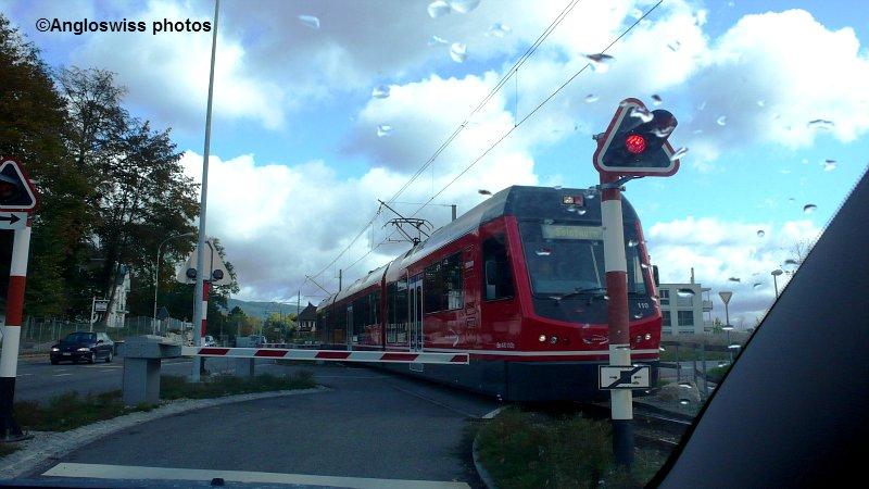 """Bipperlisi"" Train from Feldbrunnen to Solothurn"