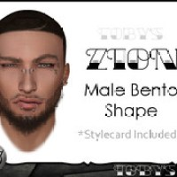 ZION Male Bento Shape