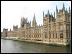 Londra - The House of Parliament e il Big Ben