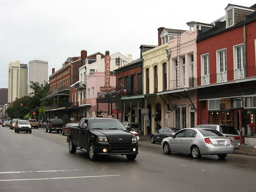 French Quarter, New Orleans, beer, parties, crime