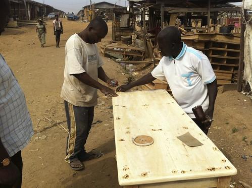 Deidei Lumberyard  & Sawmills - Craftsmen & Carpentry In Abuja Nigeria by Jujufilms