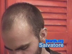 Salvatore 4: the feel of a new beard