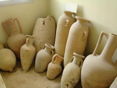 Ceramica Museo Leptis Magna Libia 01