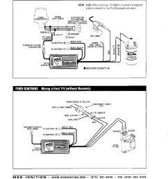 msd 6al wiring ford inline 6 [ 929 x 1280 Pixel ]
