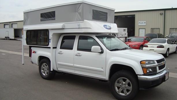 How does the honda ridgeline compare to the suzuki equator? Photo Gallery   Phoenix Pop Up - Custom Truck Campers
