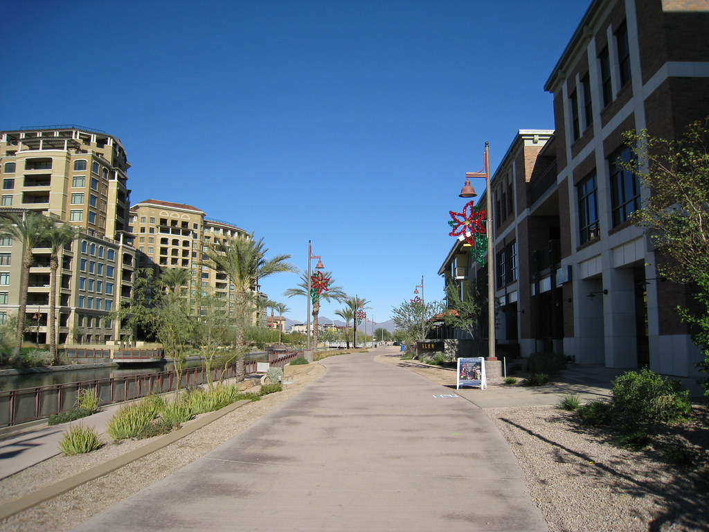Downtown Scottsdale - Waterfront