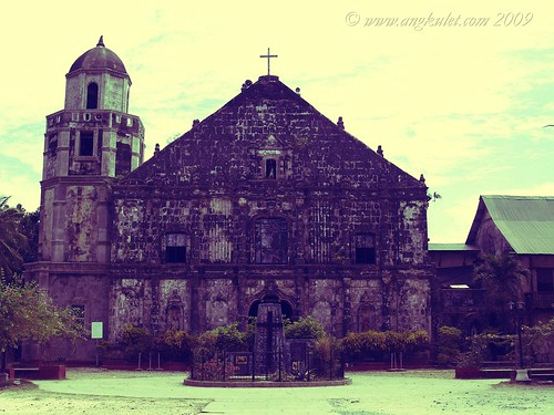 St James the Fortress Church in Bolinao, Pangasinan
