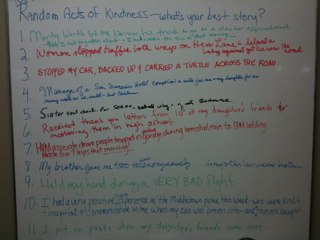 Random Acts Of Kindness Definitionmeaning