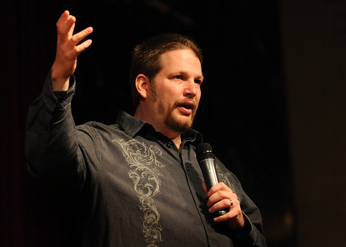 Chris Brogan speaks