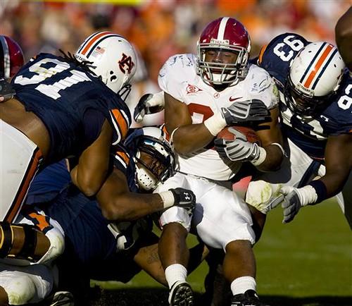 Alabama Auburn Football