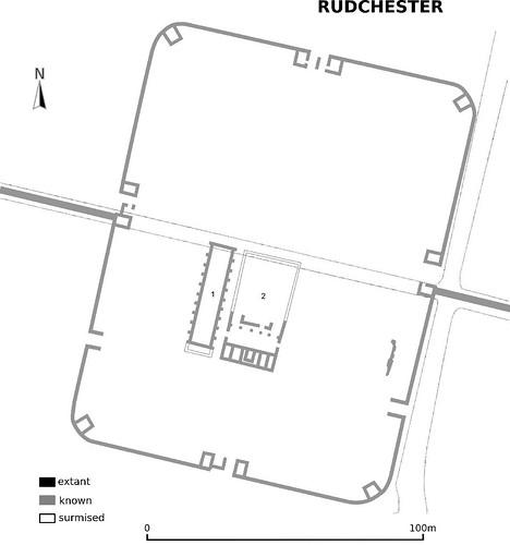 Rudchester fort plan