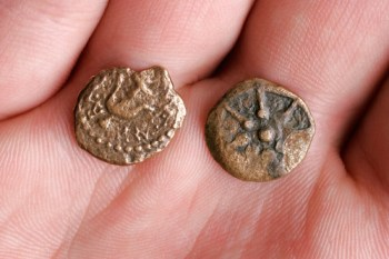 Widow's Mite - Ancient Roman Bronze Coins