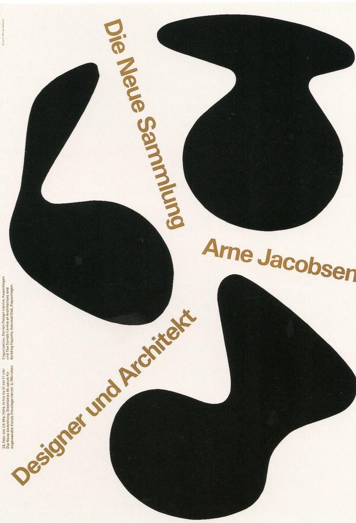Arne Jacobsen Designer und Architekt