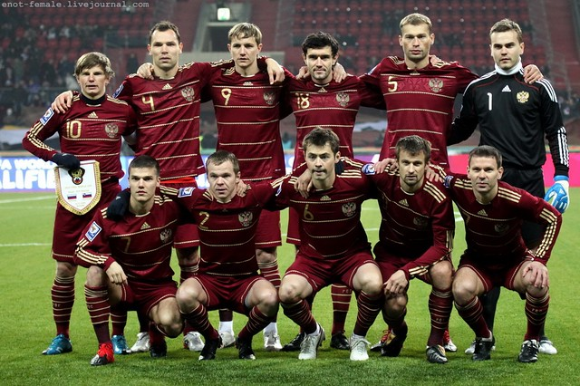 Russian national team