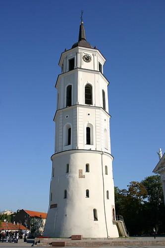 Bell Tower, Vilnius