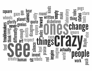 Think Different Wordle