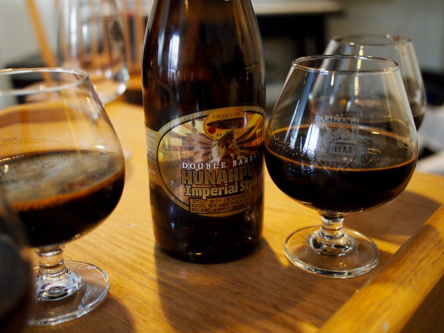 Cigar City Hunahpu's Imperial Stout - Double Barrel Aged