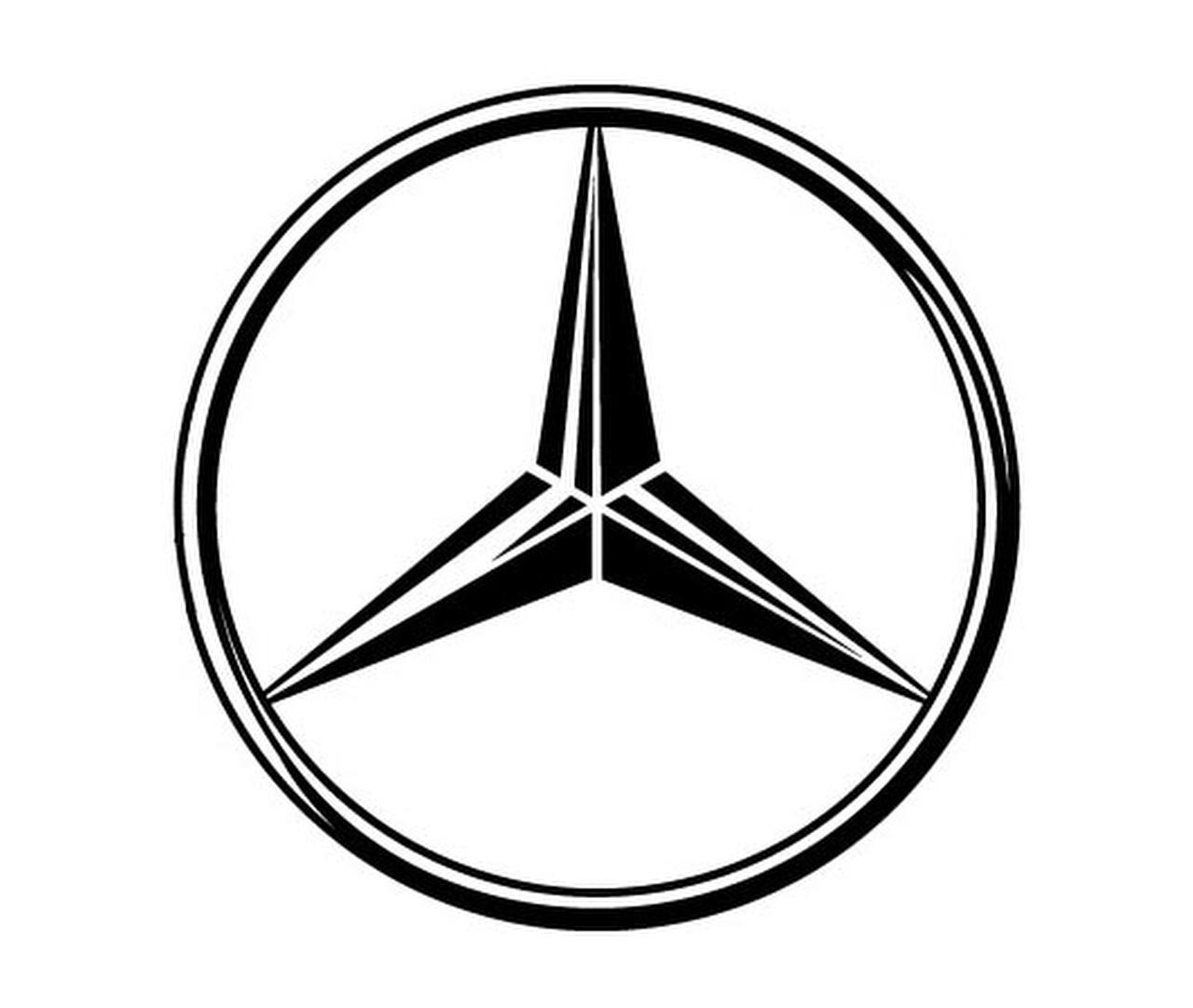 Benz mercedes sign