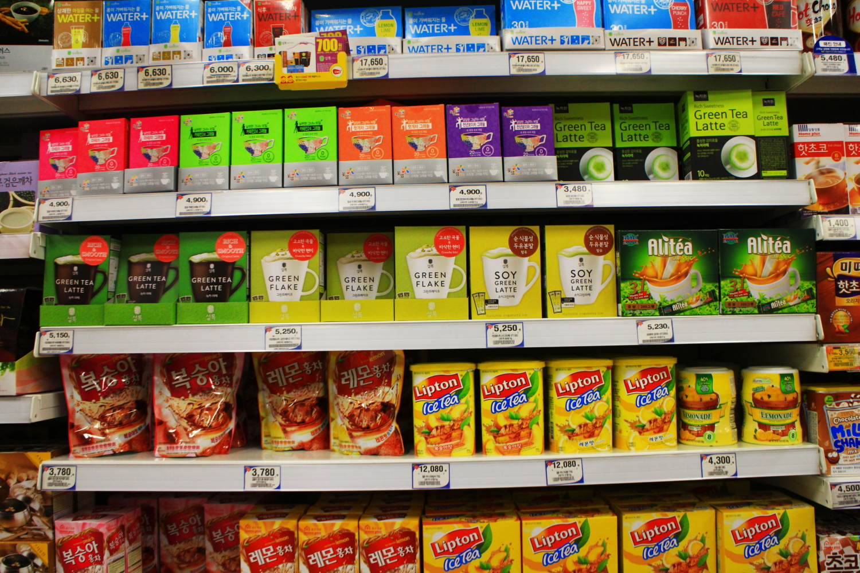 【首爾】超市購物記:合井HomePlus & 新村格蘭德超市 - 跟著小鼠去旅行