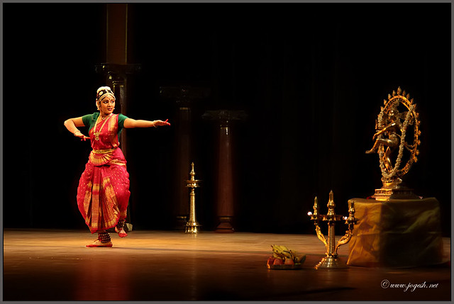 Bharatanatyam Arangetram  Was in JC Road for another