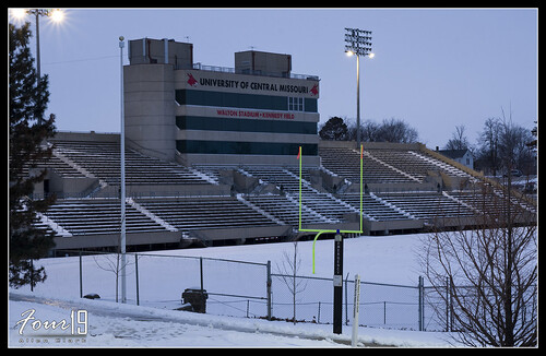 Central Missouri State University Football Stadium