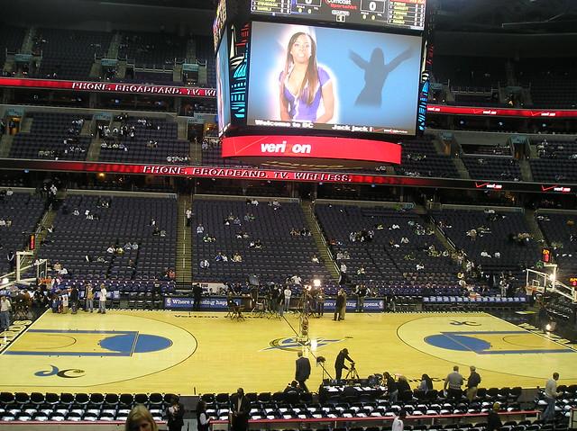 Verizon Center Arena