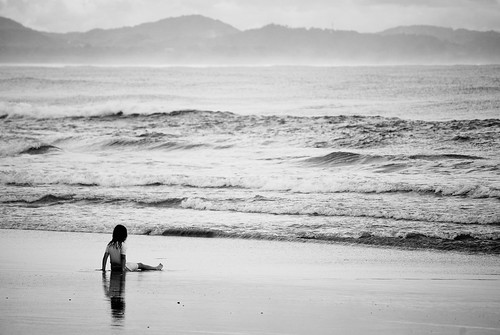The Child and the Ocean