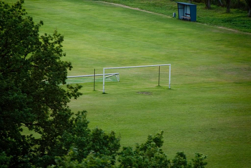 Fußballplatz Groß Kreutz