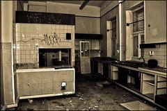 Hôtel JA - Vue des cuisines
