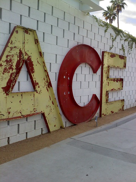 Palm Springs: Ace Hotel