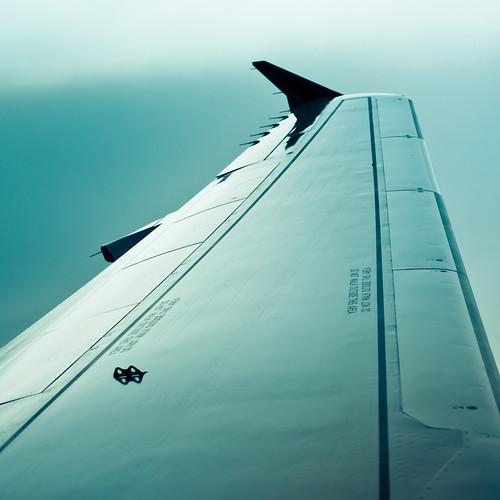 Plane / Travel / Sky