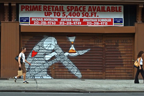 Graffiti can cost businesses big bucks