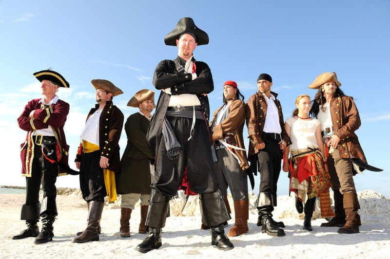 SnM Pirate Wedding 079