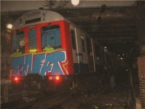 Interrail fun - London crazy times