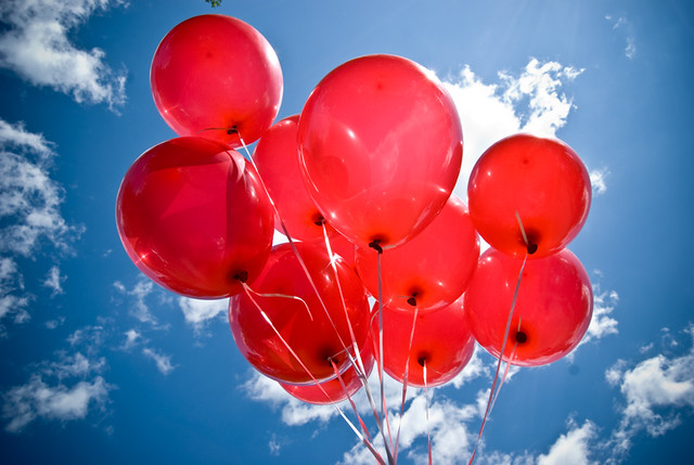 99 red balloons  Flickr  Photo Sharing