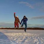 Viajefilos en Tromso, Alerededores del lago 011
