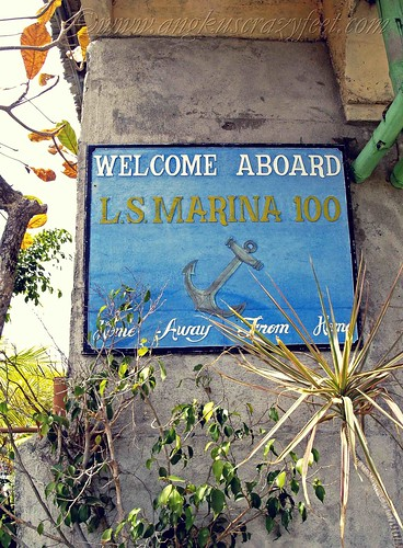 Seaside Haven (LS Marina 100) Wall Welcome sign