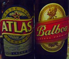 Balboa beer, Beers