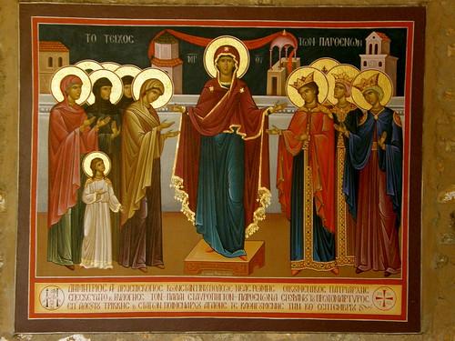 St. Stephen's Church, Meteora