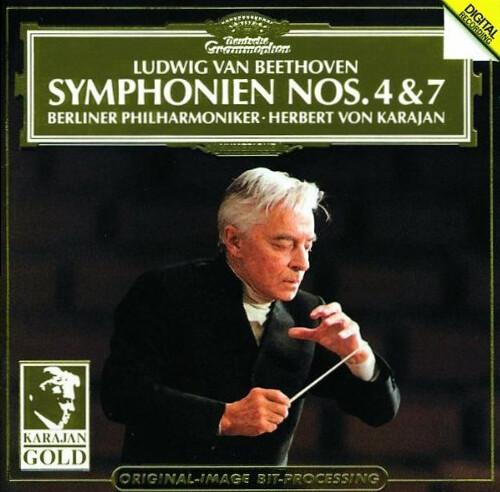 Karajan Gold  Beethoven  Symphonien Nos 4  7  Dylen