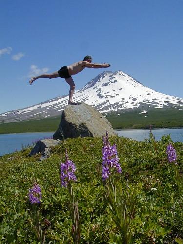 Alaskan yoga