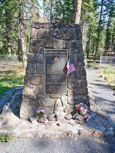 Mitchell Monument Near Bly Oregon  Flickr  Photo Sharing