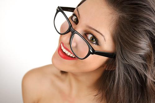 Gotta love those Nerd-Glasses