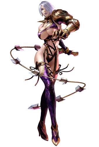 Soul Calibur IV ~ Ivy Valentine