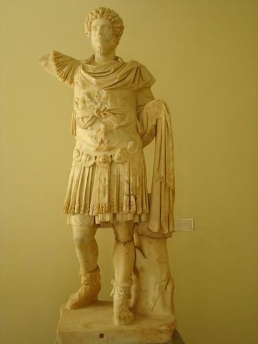 Marco Aurelio Museo Leptis Magna Libia 05