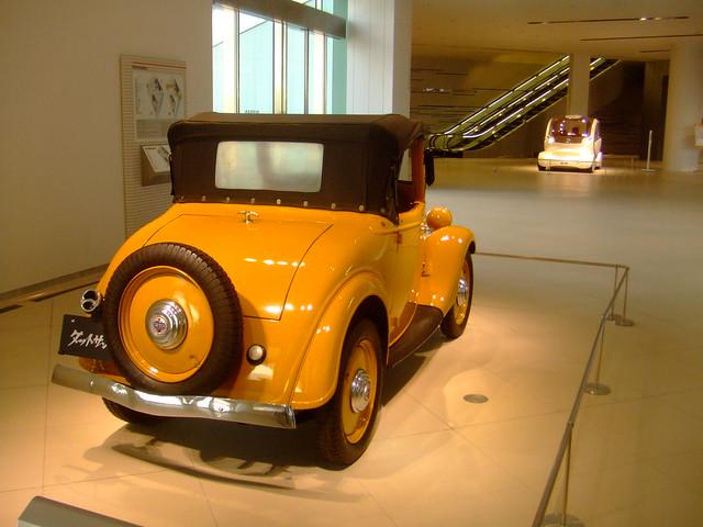 Datsun 14 & Nissan Pivo